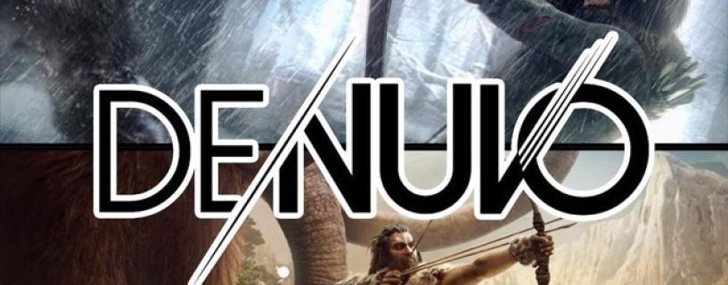لعبتي Far Cry Primal و Rise of Tomb Raider تحت نظام الحماية Denuvo