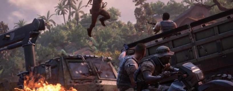 رسميا انتهاء عملية تطوير Uncharted 4