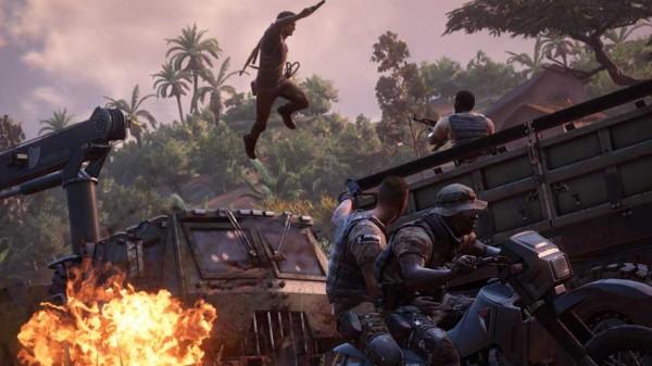 Photo of رسميا انتهاء عملية تطوير Uncharted 4