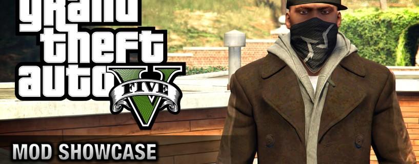 لعبة GTA V تتفوق على Watch Dogs بكونها نفسها حتى