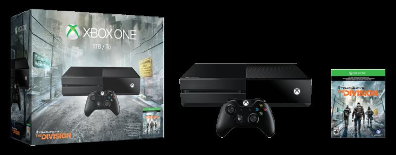 الكشف عن باندل Xbox One خاص بلعبة The Division