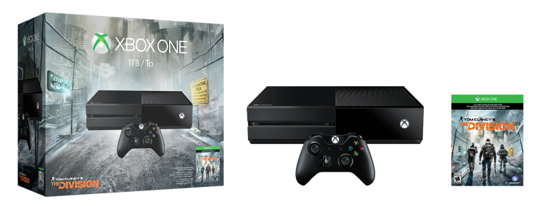 Photo of The Division Gets 1 TB Xbox One Bundle