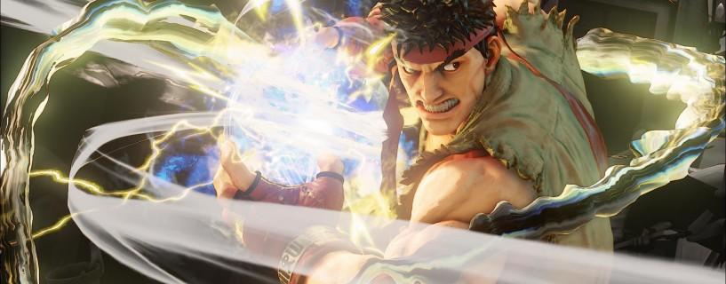 تعرف على أنماط اللعب المختلفة المتواجدة في Street Fighter V