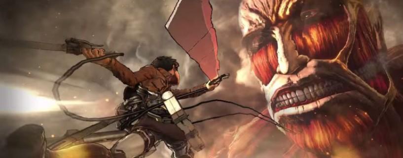 تفاصيل الجديدة حول لعبة Attack on Titan