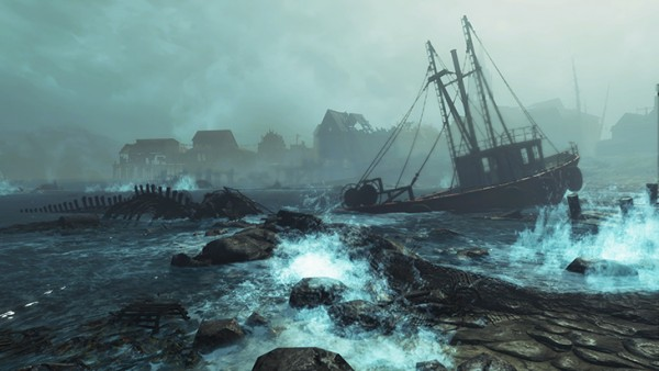 Photo of Bethesda finally reveals Fallout 4 upcoming DLC information