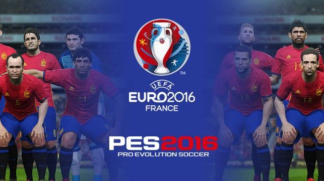 Photo of كأس الأمم الأوروبية Euro 2016 قادمة للعبة PES 2016