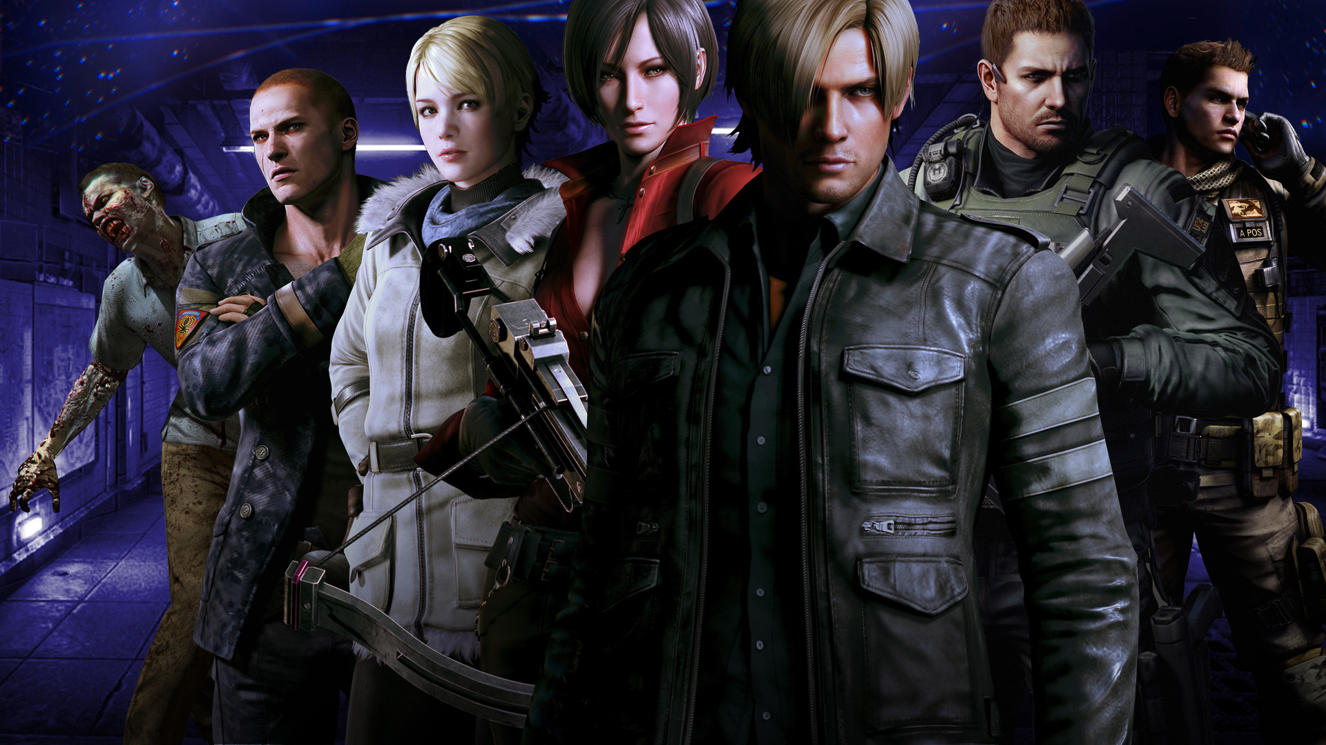 Photo of ثلاثة من أجزاء Resident Evil آتية لمنصات الجيل الجديد