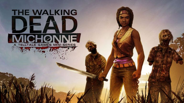 Photo of أول 6 دقائق من The Walking Dead Michonne