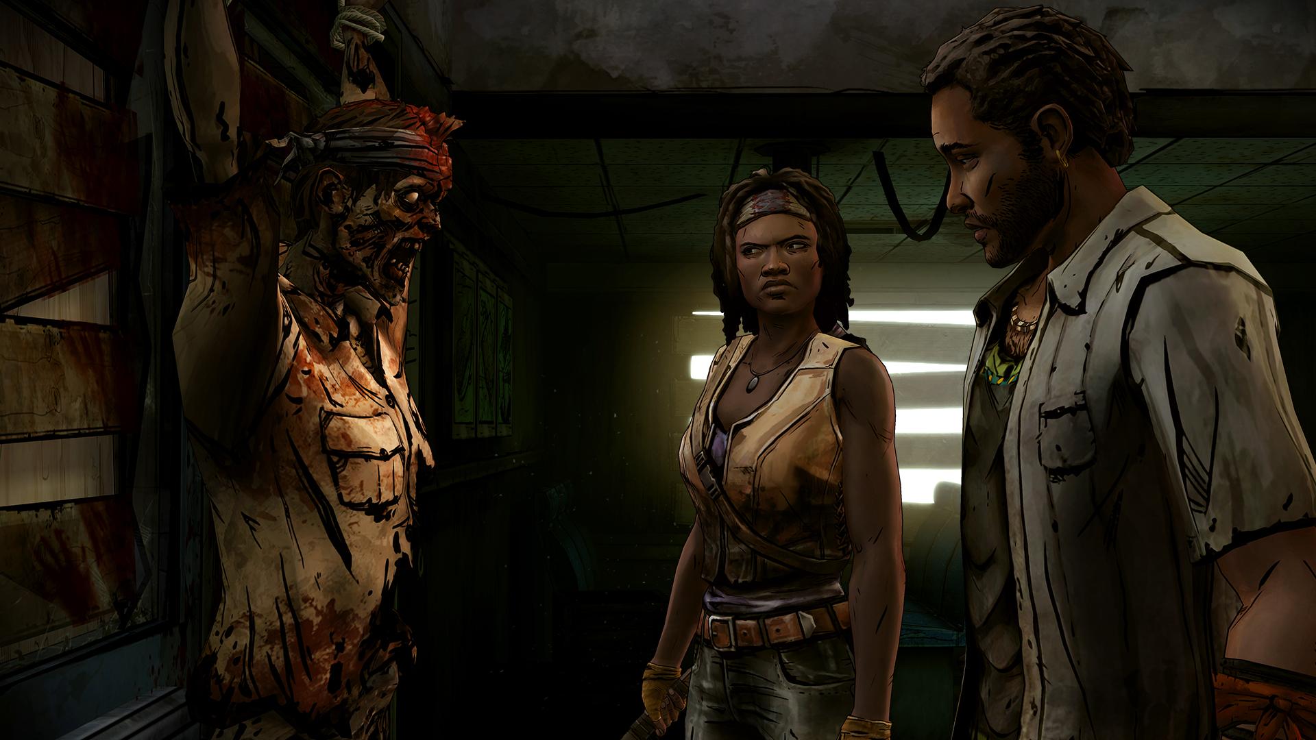 Photo of عرض إطلاق الحلقة الأولى من The Walking Dead Michonne