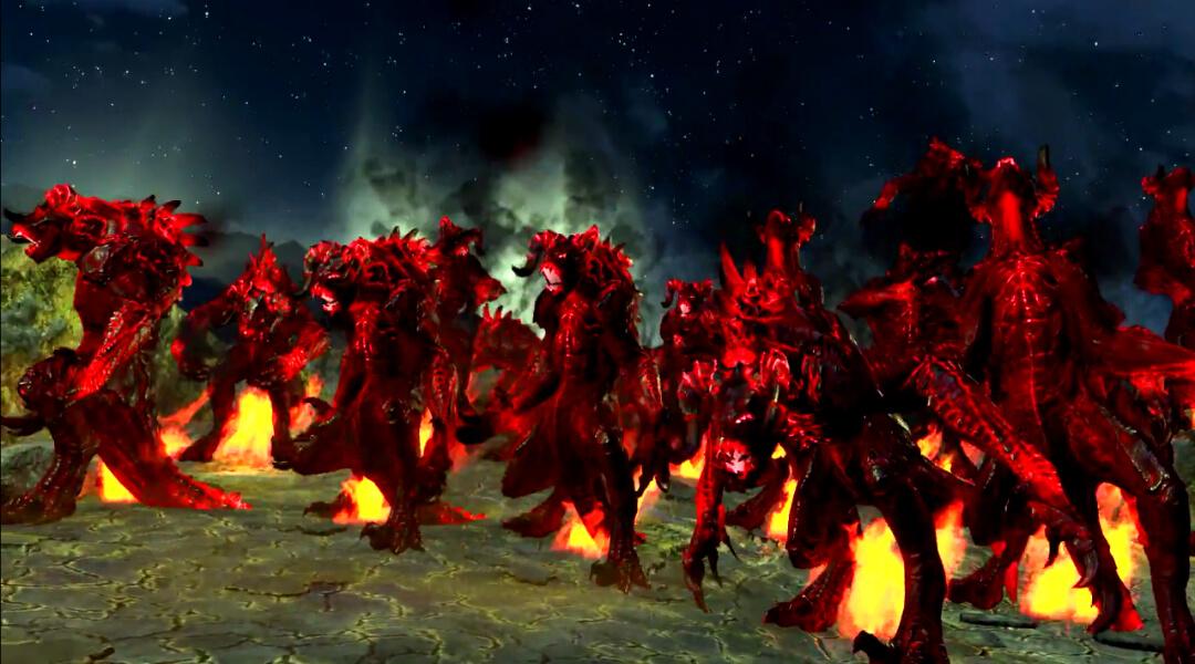 Photo of هذا ما يحصل حينما يهاجم 20 ألف Deathclaw قلعة Brotherhood of Steel
