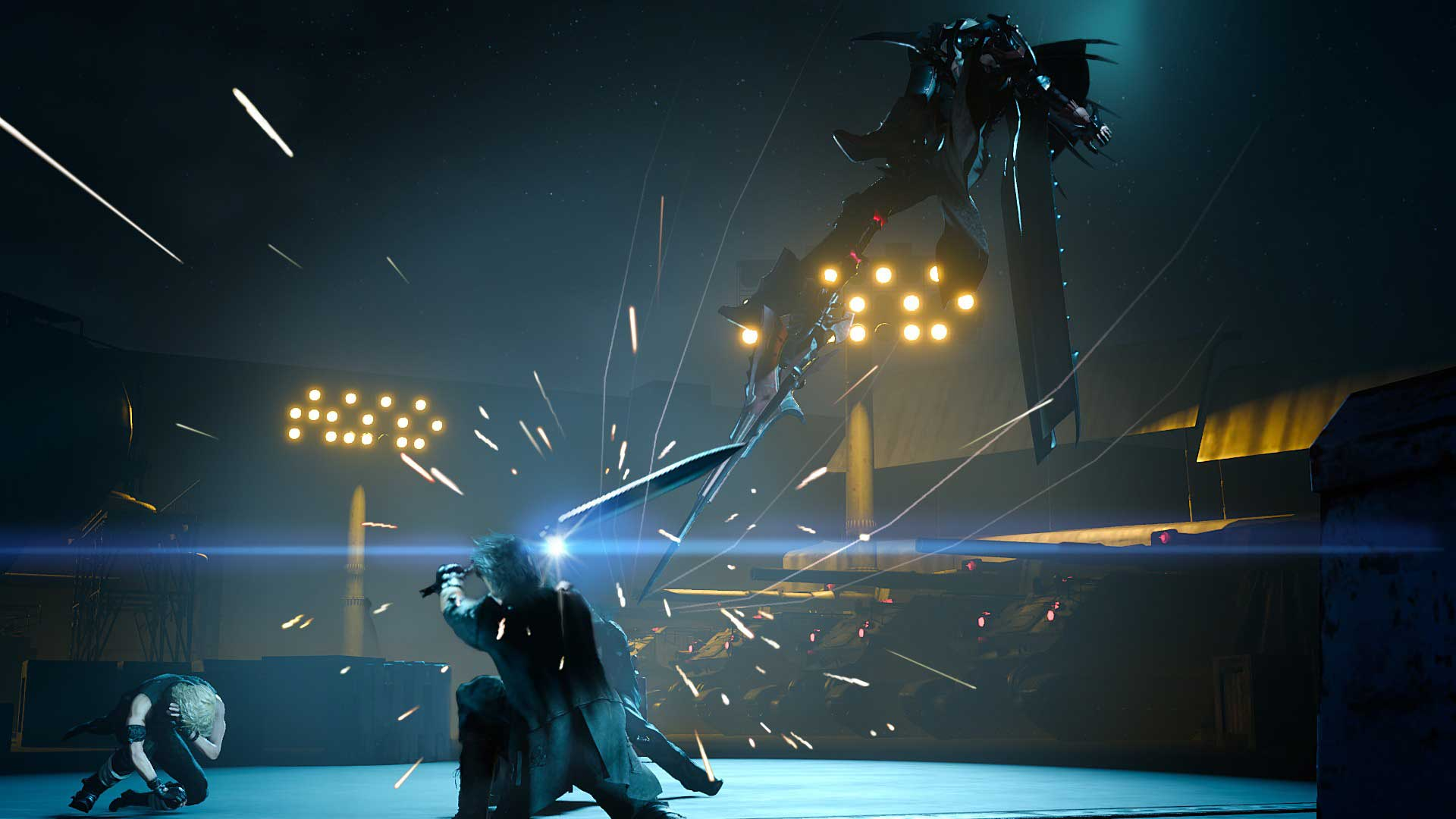 Photo of New line of code hints at PC version of Final Fantasy XV