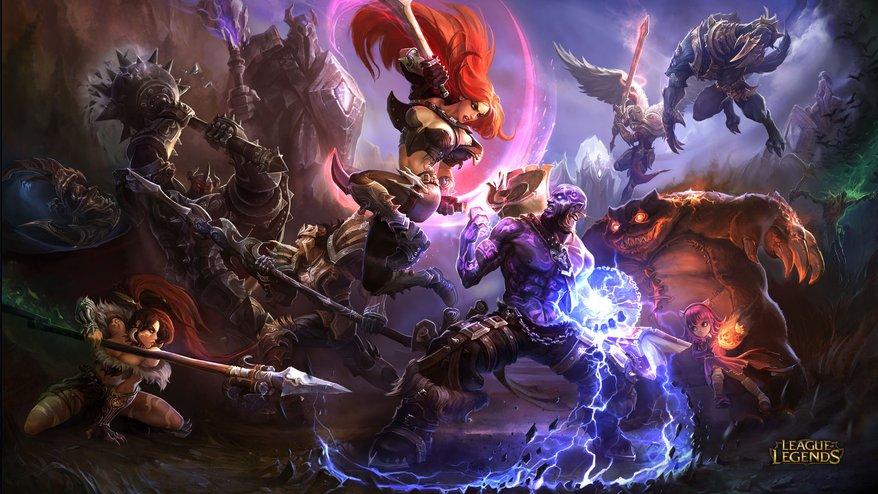 Photo of تطبيق League of Legends للهاتف الذكي أصبح متوافر الآن