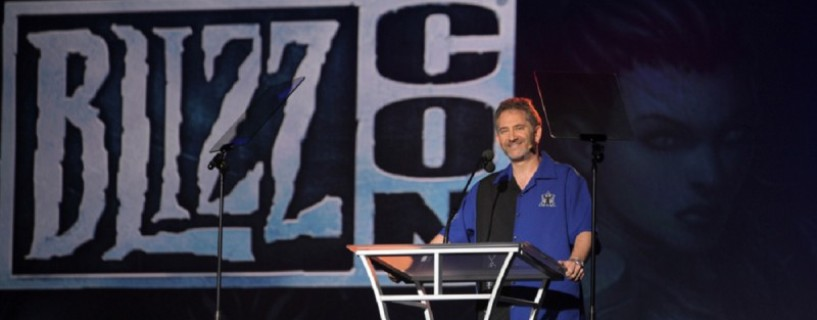Blizzard CEO speaks about Esports role in his company