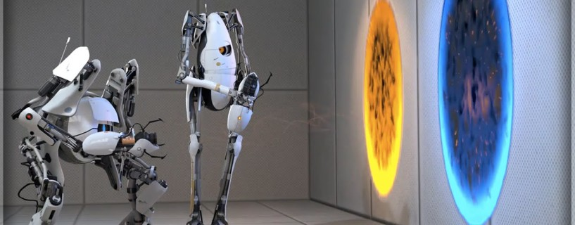 Get to know the history behind Portal games