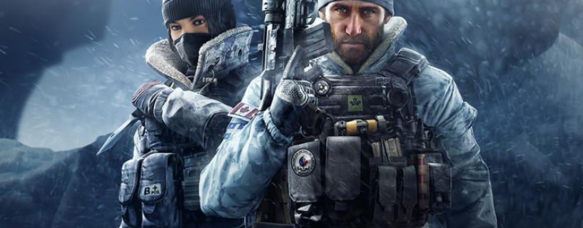 صدور المحتوى الإضافي المجاني Operation Black Ice للعبة Rainbow Six Siege