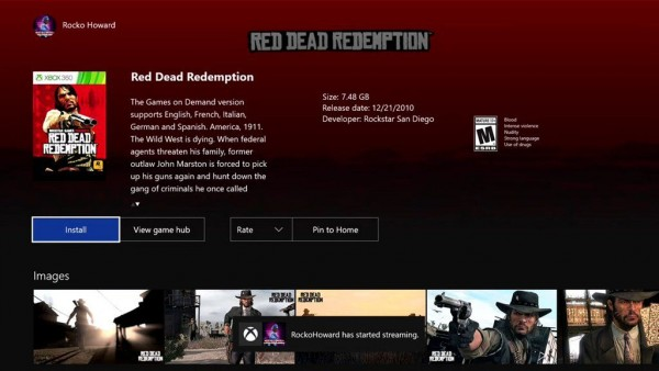 Photo of Red Dead Redemption joins the Backward Compatibility list on Xbox One