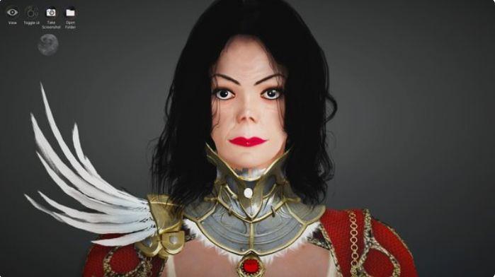 Photo of أحدهم قام بصنع أفضل نموذج Michael Jackson رأيناه داخل Black Desert Online