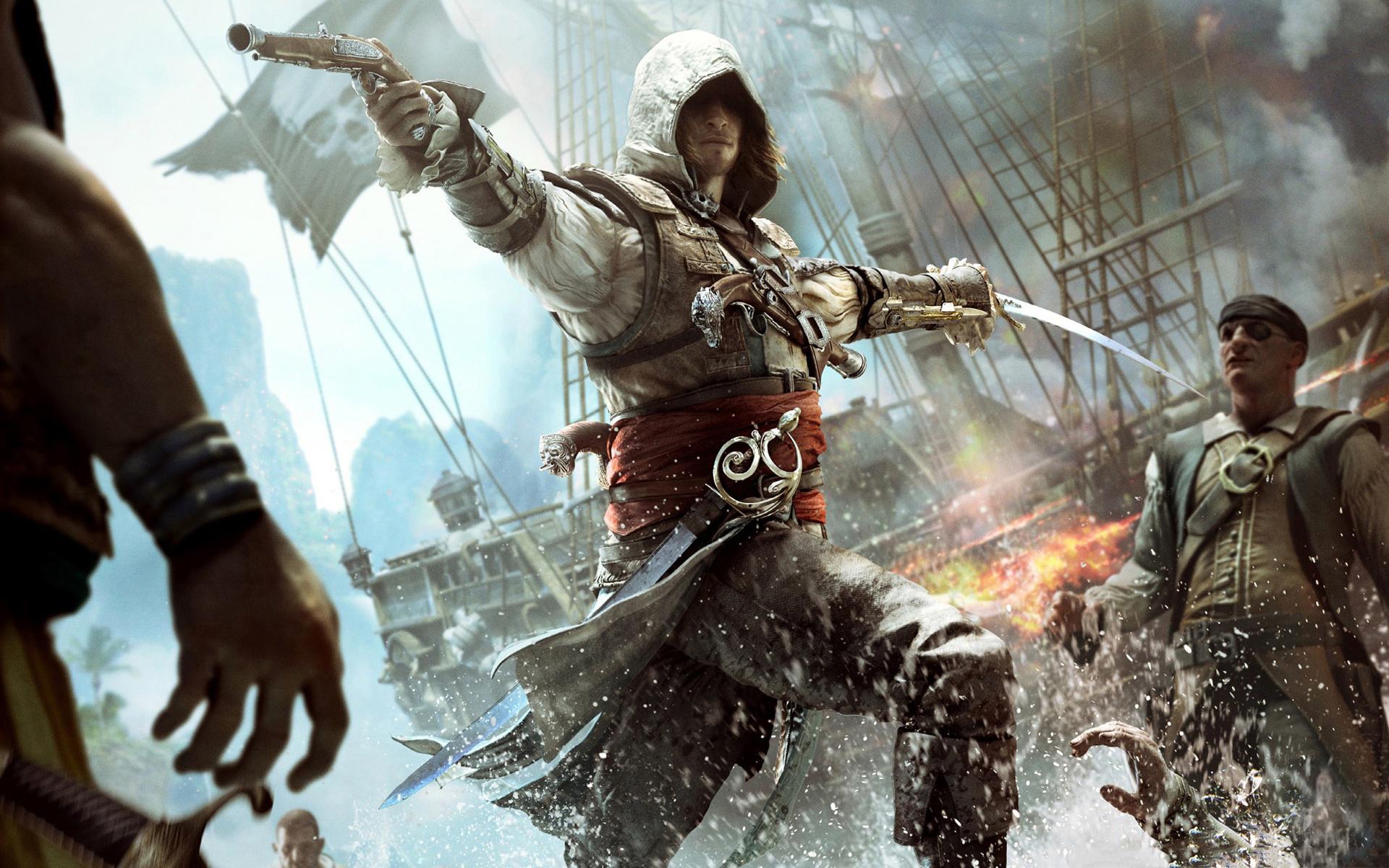 Photo of مطورو Assassin's Creed IV: Black Flag يعملون على أكبر مشاريع يوبى سوفت لهذا الجيل