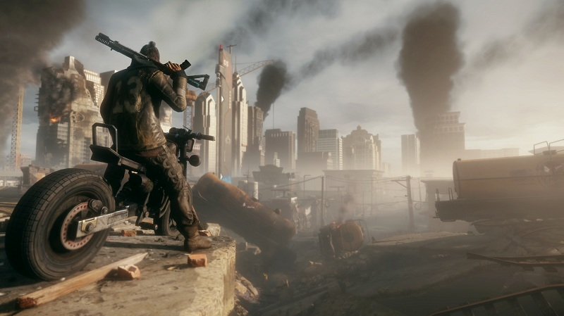 Photo of Homefront: The Revolution looks amazing in this new trailer