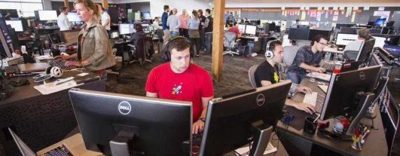 Best places to work and Riot Games is on the list