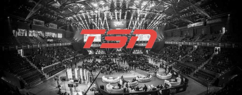أضخم شبكات الرياضة الكندية TSN ستطلق فرعاً خاصاً بالرياضات الإلكترونية