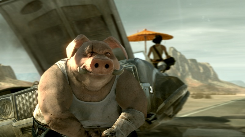 Photo of يبدو أن Nintendo تقوم بتمويل Beyond Good and Evil 2