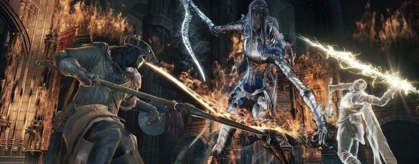 شاهد عرض الإطلاق المذهل للعبة Dark Souls 3