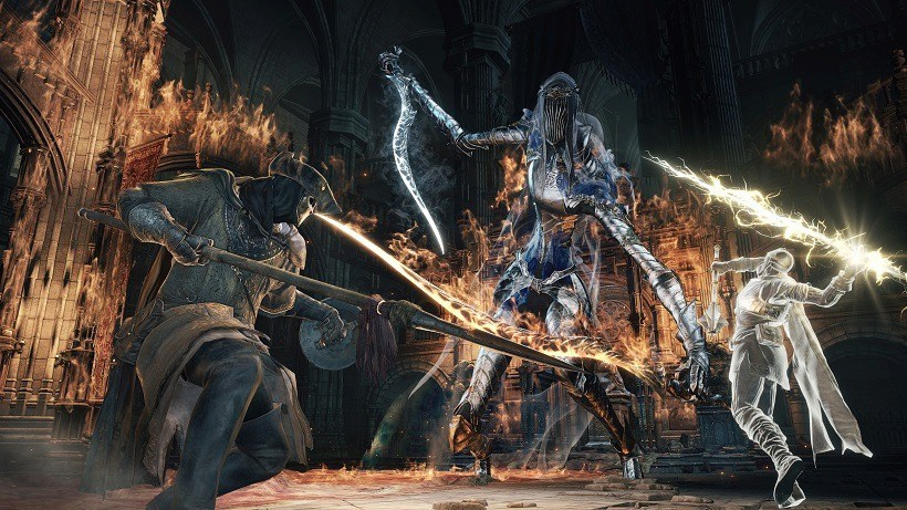 Photo of Dark Souls 3 amazing launch trailer is here