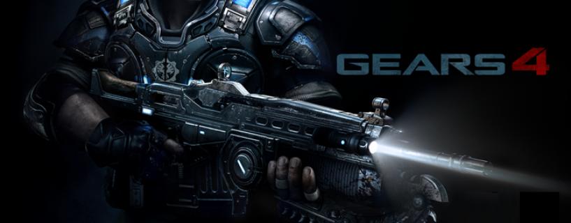 لعبة Gears of War 4 تعمل على 30fps/1080p في طور اللعب الفردي و 60fps في طور اللعب الجماعي