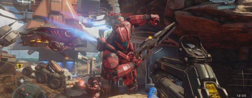 تأجيل إضافة Ghosts of Meridian للعبة Halo 5