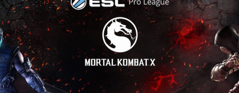 Mortal Kombat X Esports is now a thing