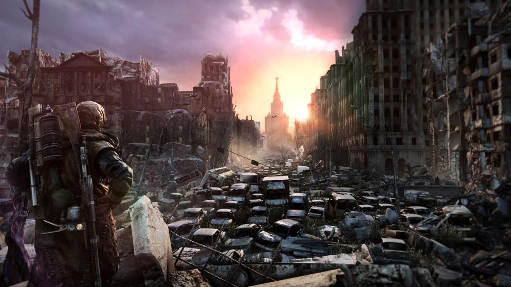Photo of Metro 2033 movie is under production