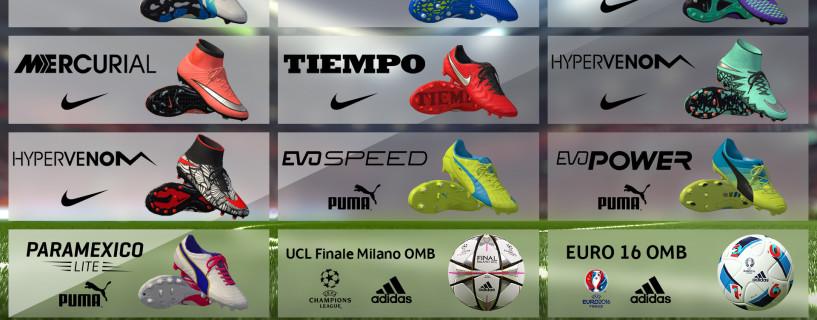 طور UEFA EURO 2016 للعبة PES 2016 متاح حاليا للتحميل