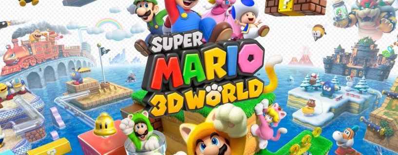 Amazing progress for the Wii U emulator, now runs Super Mario 3D World