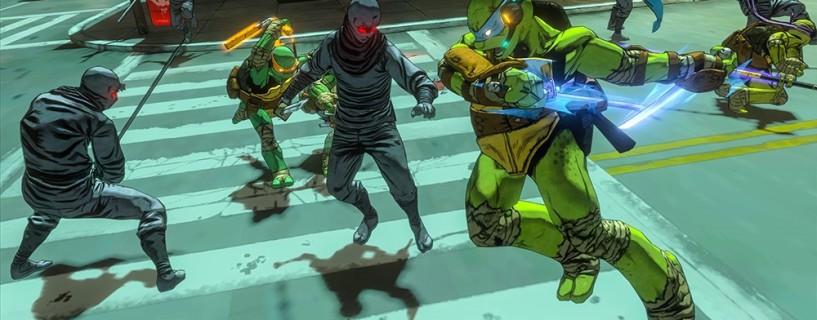 عرض جديد للعبة السلاحف Teenage Mutant Ninja Turtles: Mutants in Manhattan يرينا الزعماء المحبوبين
