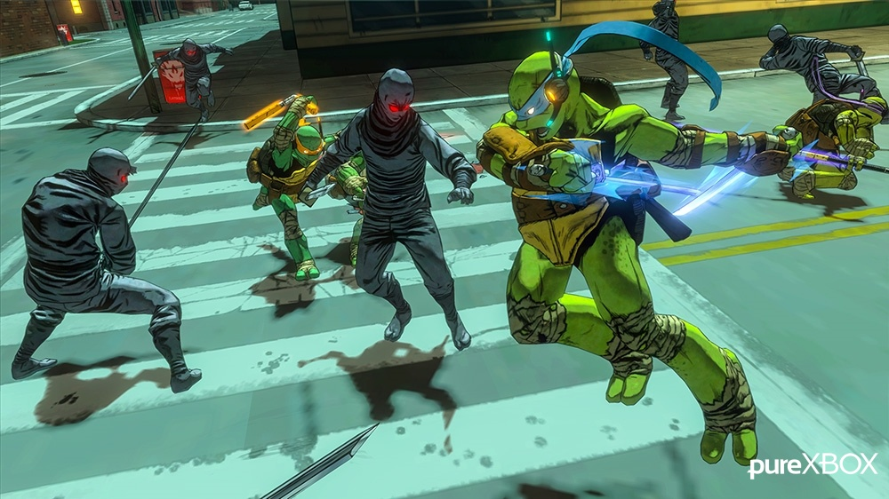 Photo of New trailer for Teenage Mutant Ninja Turtles: Mutants in Manhattan shows familiar bosses