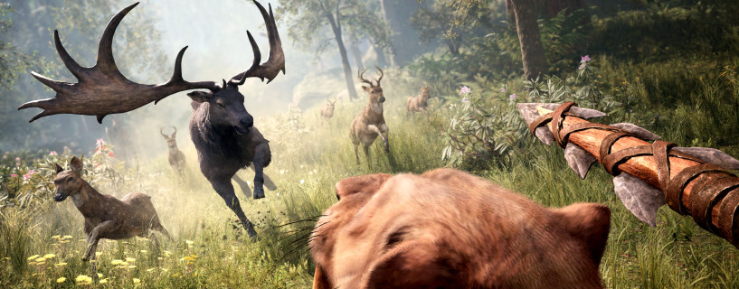 الإعلان عن طور Survivor للعبة Far Cry Primal