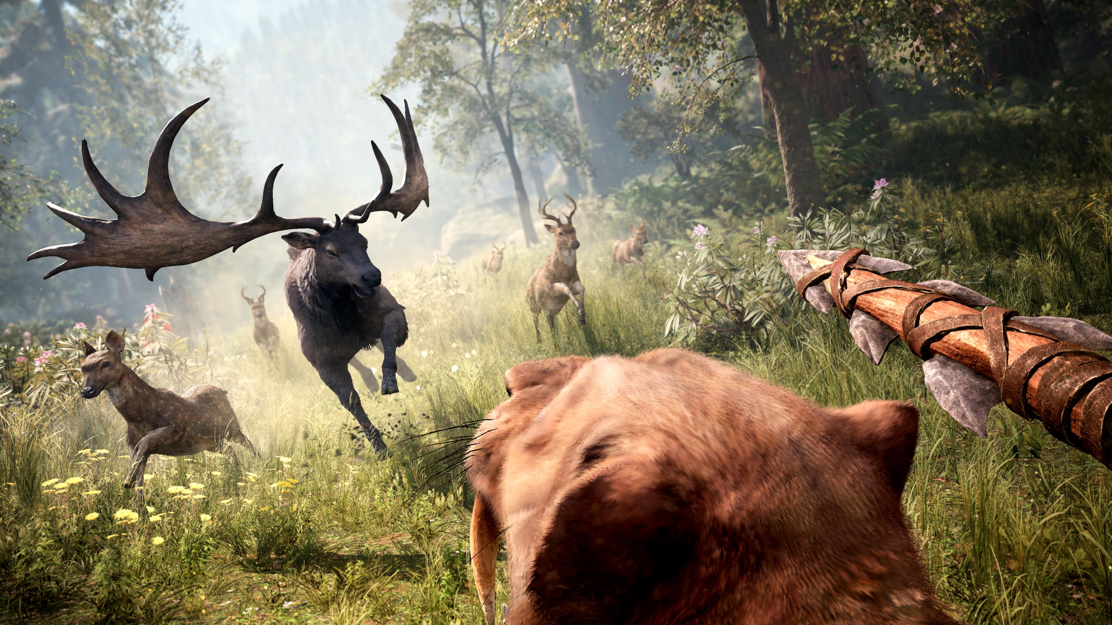 Photo of الإعلان عن طور Survivor للعبة Far Cry Primal