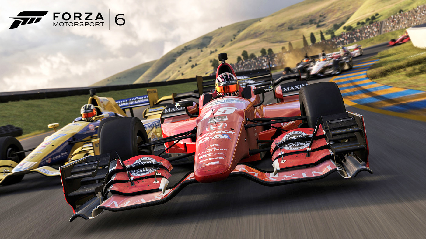 Photo of لعبة السيارات Forza Motorsport 6 تنضم إلى سباق الرياضات الإلكترونية
