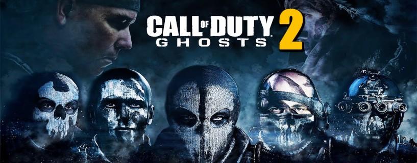 على ما يبدو أن الجزء القادم من سلسلة Call of Duty سيكون Ghosts 2 !؟