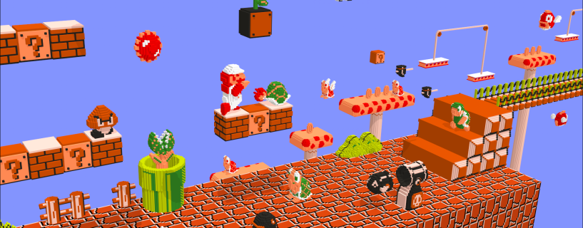 Transform epic NES classics to 3D with this emulator