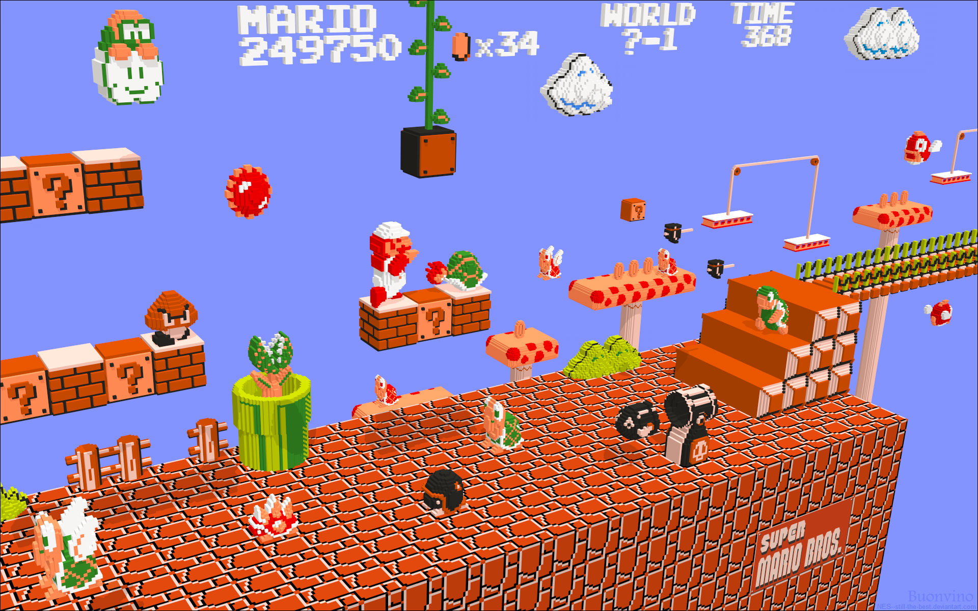 Photo of Transform epic NES classics to 3D with this emulator