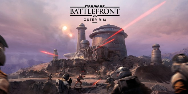 Photo of عرض دعائي لمحتوى The Outer Rim للعبة Star Wars Battlefront