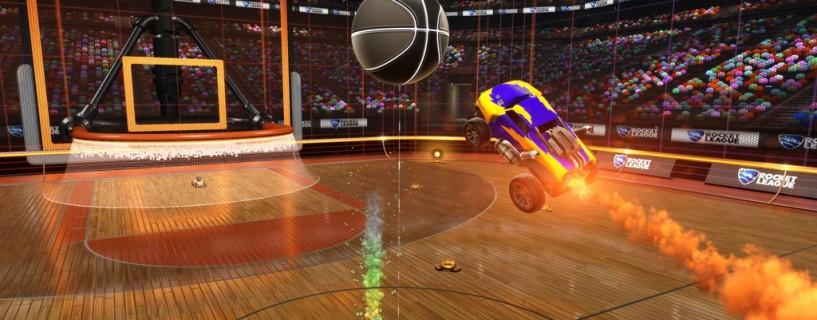 لعبة Rocket League ستتضمن كرة السلة أيضاً عما قريب