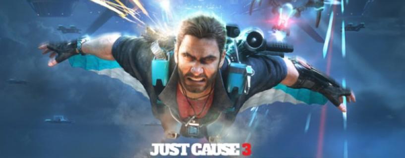 تحديد موعد إصدار المحتوى الاضافي الاول للعبة Just Cause 3