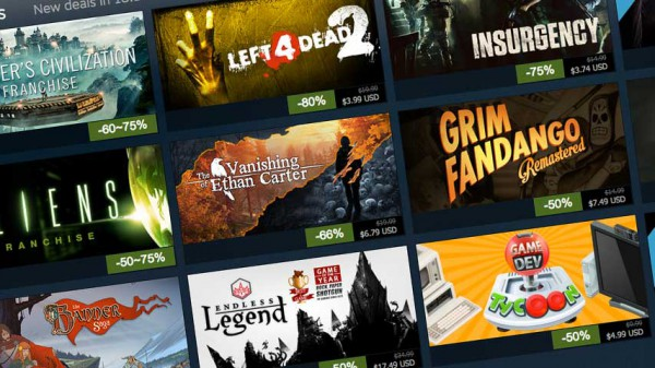 Photo of تغييرات جديدة على أسعار منصة Steam