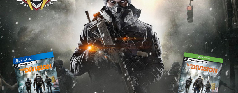 The Division giveaway for PS4 Xbox One