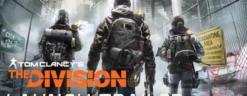 شاهد عرض الإطلاق المذهل للعبة The Division