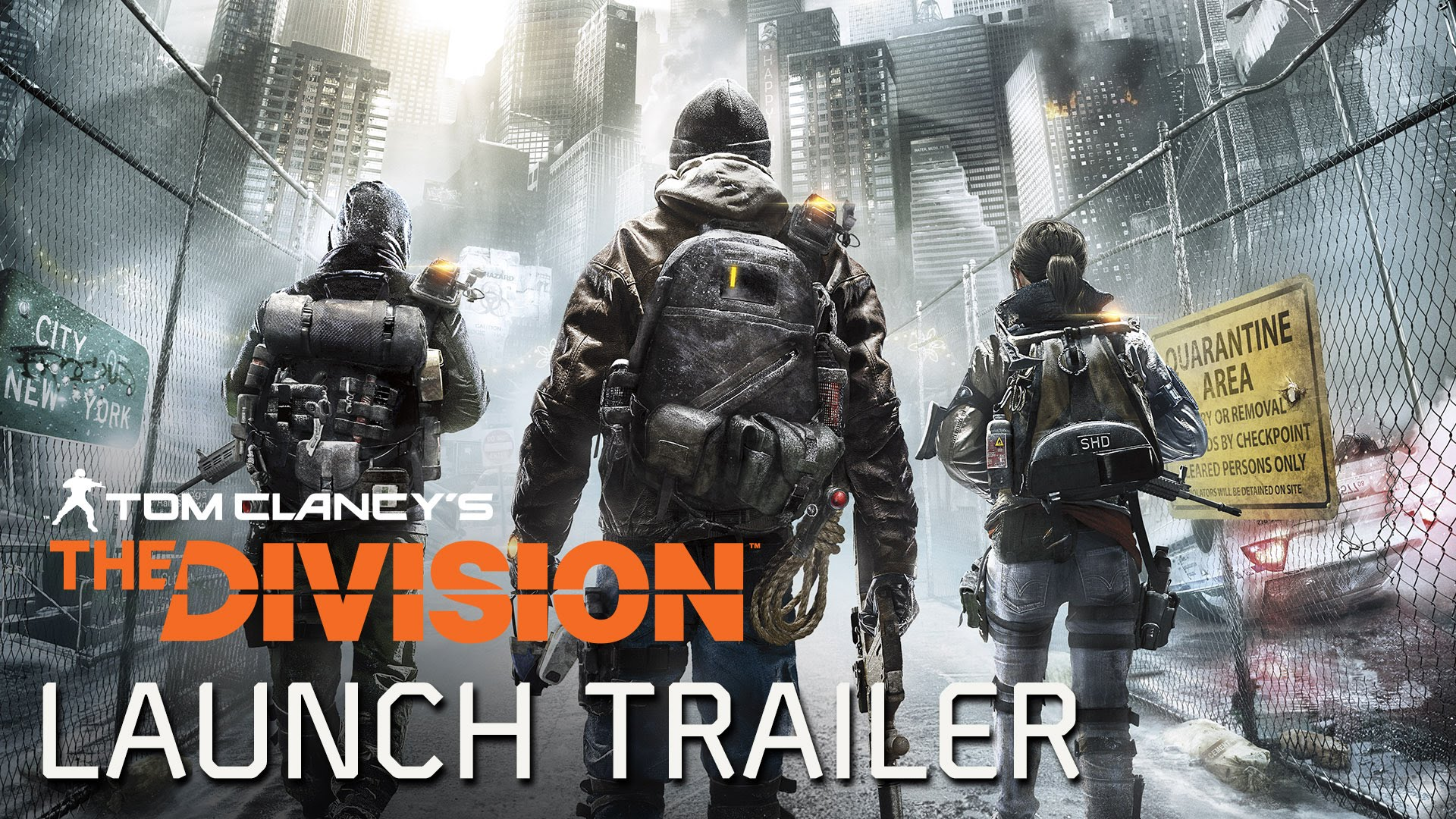 Photo of Watch the amazing launch trailer of The Division here
