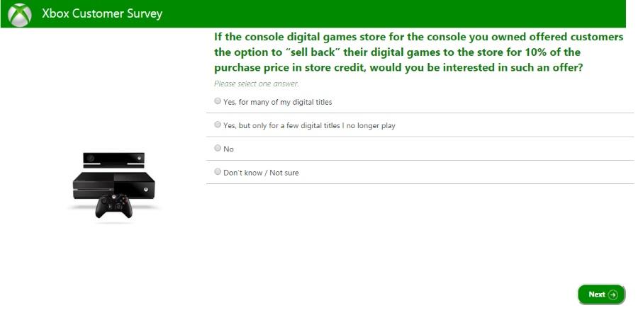 Photo of مايكروسوفت تريد رأيك في إتاحة بيع الألعاب الرقمية من مكتبتك